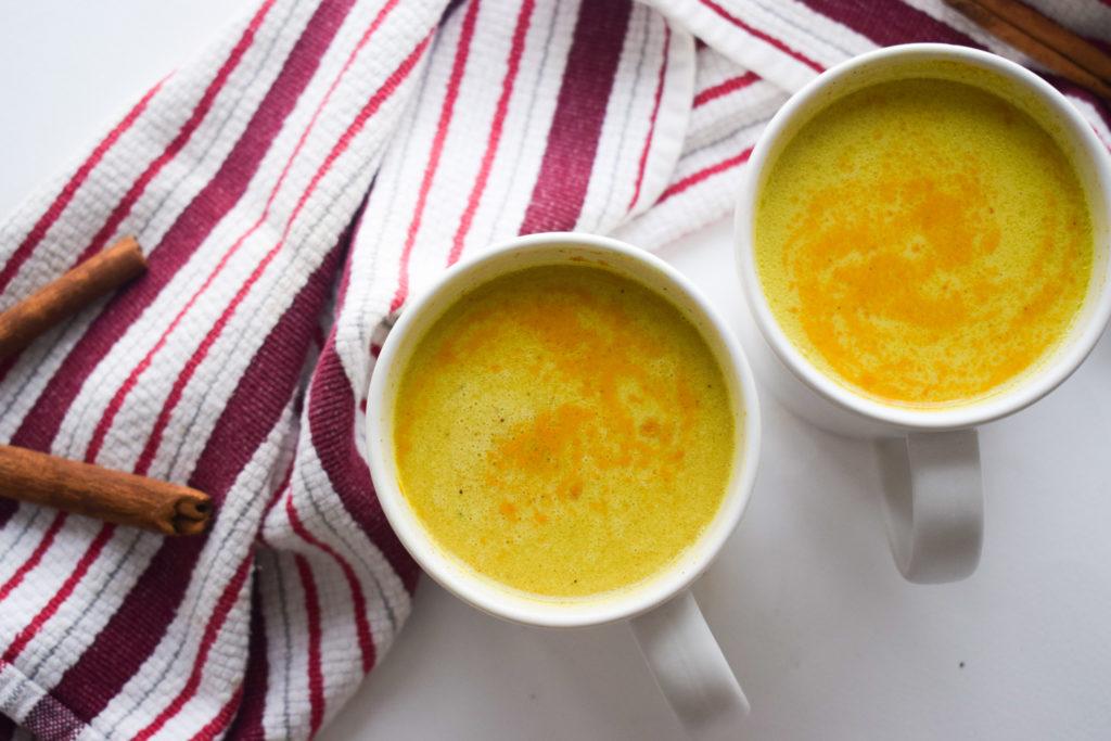 Recipe: Golden Mylk