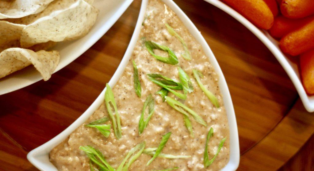 Recipe: Smokey White Bean Dip