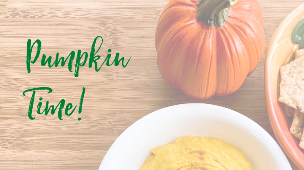 Recipe: Pumpkin Time!