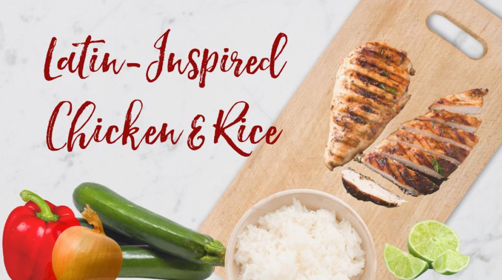 Recipe: Latin-Inspired Chicken and Rice