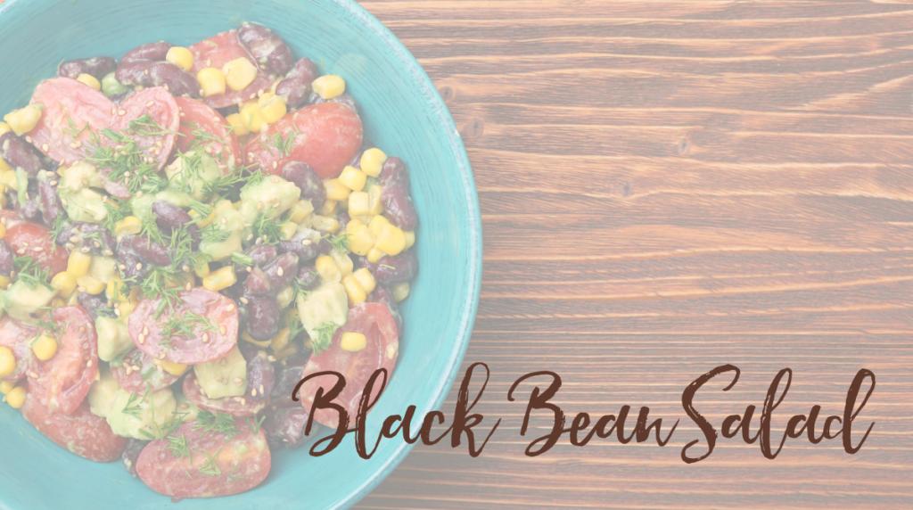 Recipe: Black Bean Salad