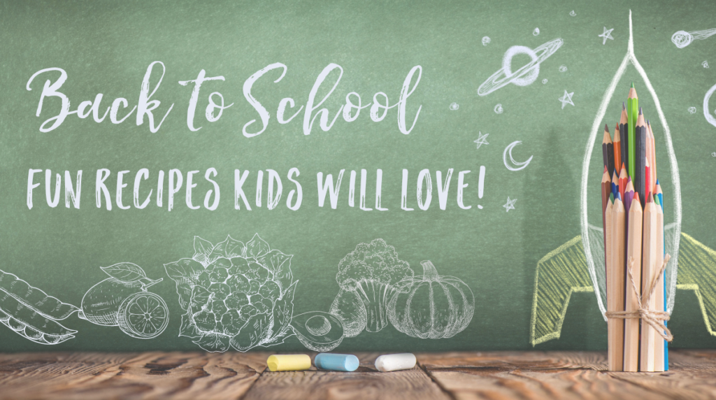 Back to School: Recipes for Focus and Fun!